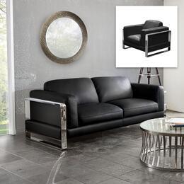 Diamond Sofa ANNIKASCBL