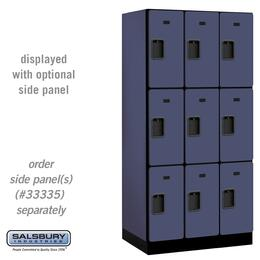 Salsbury Industries 33361BLU