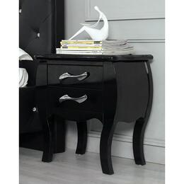 VIG Furniture VGKCMONTENSBLK