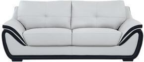 Global Furniture USA U3250R6U6GRBLS