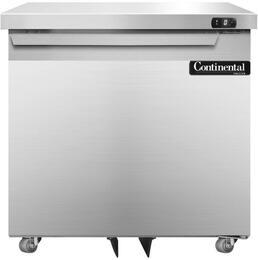 Continental Refrigerator SWF32U