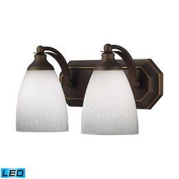 ELK Lighting 5702BWHLED