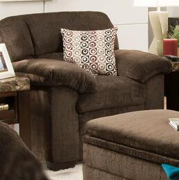 Simmons Upholstery 3684015PLATOCHOCOLATE