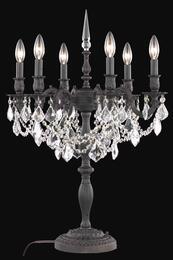 Elegant Lighting 9206TL20DB+SH1R6SRC