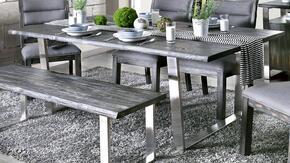 Furniture of America CM3451GYTTABLE