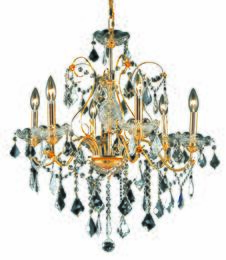Elegant Lighting 2015D24GRC
