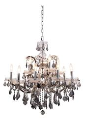 Elegant Lighting 1138D30PNSSRC
