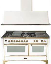 2-Piece True White Kitchen Package with UM150FSDMPB 60