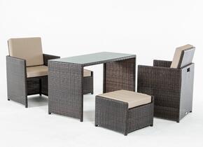 VIG Furniture VGUBBALCONY