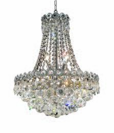 Elegant Lighting 1901D16CRC
