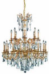 Elegant Lighting 9224G36FGEC