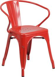 Flash Furniture CH31270REDGG