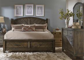 Liberty Furniture 833-BRQSBDM