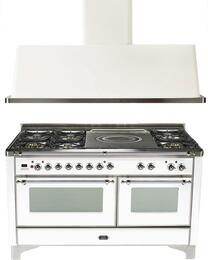 2-Piece True White Kitchen Package with UM150SDMPBX 60