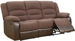 Glory Furniture U98243D128CHOCOLATEPURS