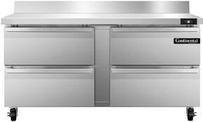 Continental Refrigerator SW60BSD