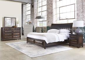 Liberty Furniture 258BRQSBDMN