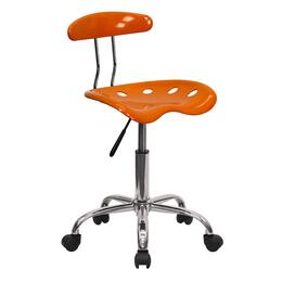 Flash Furniture LF214ORANGEYELLOWGG