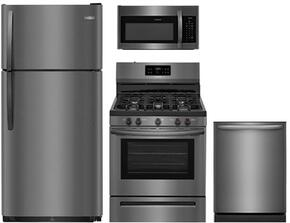 4-Piece Kitchen Package With FFTR1821TD 30