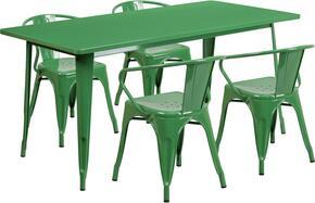 Flash Furniture ETCT005470GNGG
