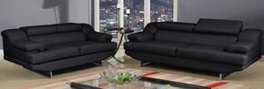 Global Furniture USA U8141BLSL