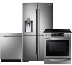 Samsung Appliance SAM3PCFSFDCD30EFISSKIT1