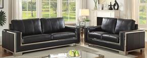 Furniture of America CM6423BKSFLV