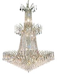 Elegant Lighting 8033G32CRC
