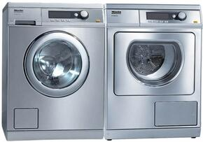 Stainless Steel Laundry Pair with PW6068SS 24