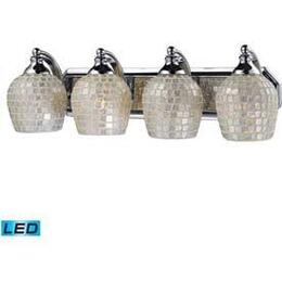 ELK Lighting 5704CSLVLED