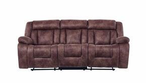 Global Furniture USA U8036JS110821BROWNRS