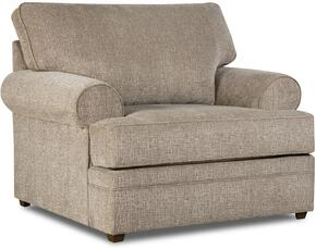 Simmons Upholstery 8530BR01MACEYPEWTER