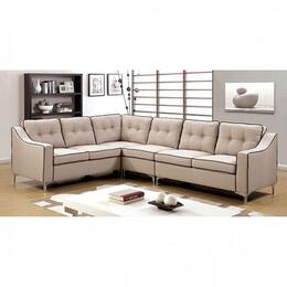 Furniture of America CM6851BGSECTIONAL