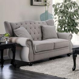 Furniture of America CM6572GYLV