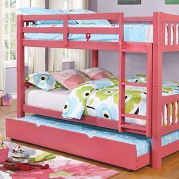 Furniture of America CMBK929FPKBEDTR