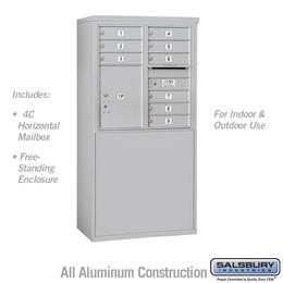 Salsbury Industries 3908D09AFU