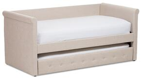 Wholesale Interiors CF8825LIGHTBEIGEDAYBED