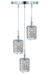 Elegant Lighting 1283DRRCLSA