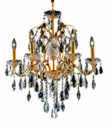 Elegant Lighting 2016D24GRC