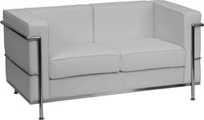 Flash Furniture ZBREGAL8102LSWHGG