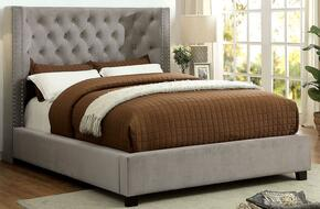 Furniture of America CM7779GYCKBED