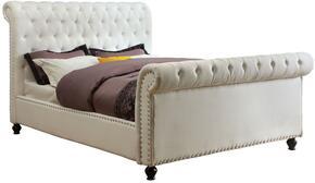 Furniture of America CM7603WHEKBED