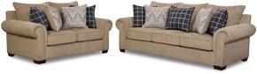 Simmons Upholstery 7592BR0302