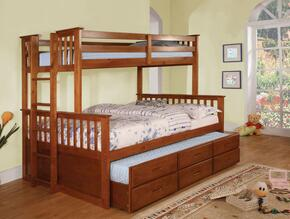 Furniture of America CMBK458FOAKBEDTRUNDLE
