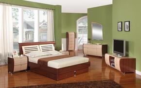 VIG Furniture VGDAFLIZACK4PCSET