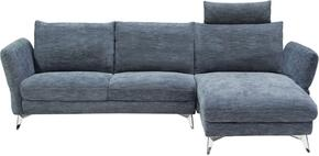 Diamond Sofa GISELLERFSECTDB
