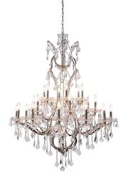 Elegant Lighting 1138G41PNRC