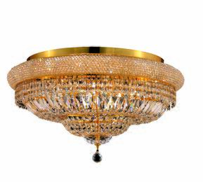 Elegant Lighting 1803F28GRC