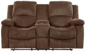 Global Furniture USA U3118CSUBARUCOFFEECRLS