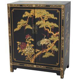 Oriental Furniture LCQ38BL